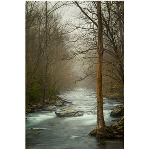 Smoky Mountains National Park canvas wall art