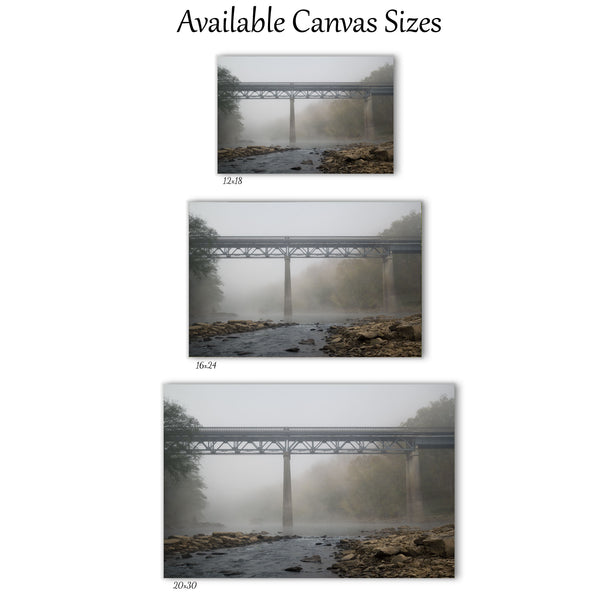 Yamacraw Bridge Canvas