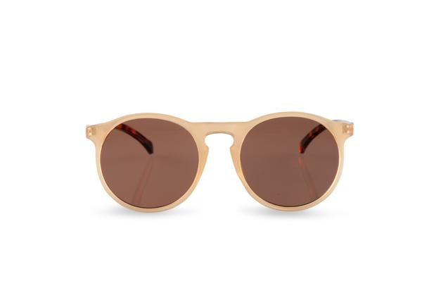 Heywood Beige Sunglasses