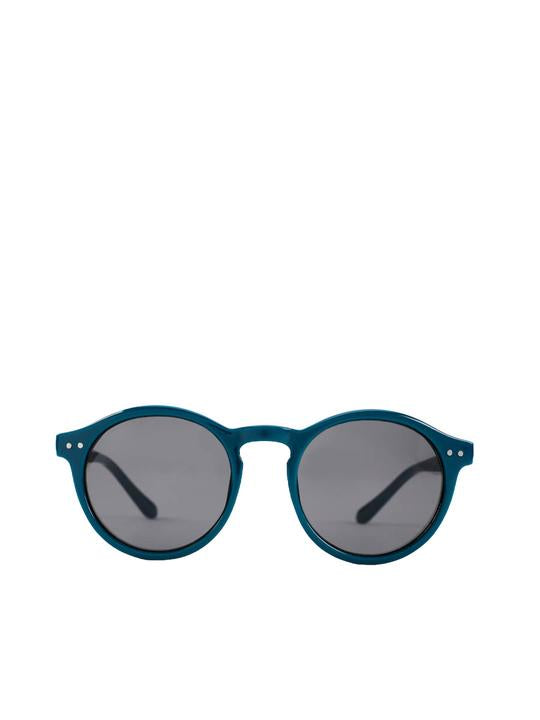 Hudson Teal Sunglasses
