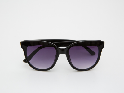 Nomad Sunglasses in Black By Shanty