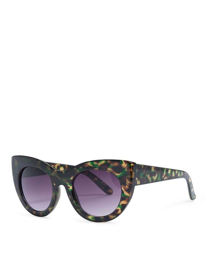 Wild and Free Green Turtle Sunglasses