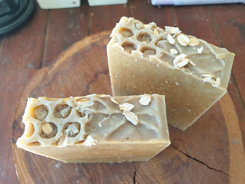 Farmlife Soap - Raw Honey Oat Hemp