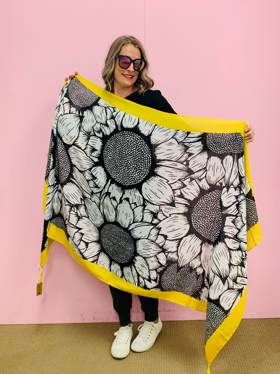 Sunflower love Scarf