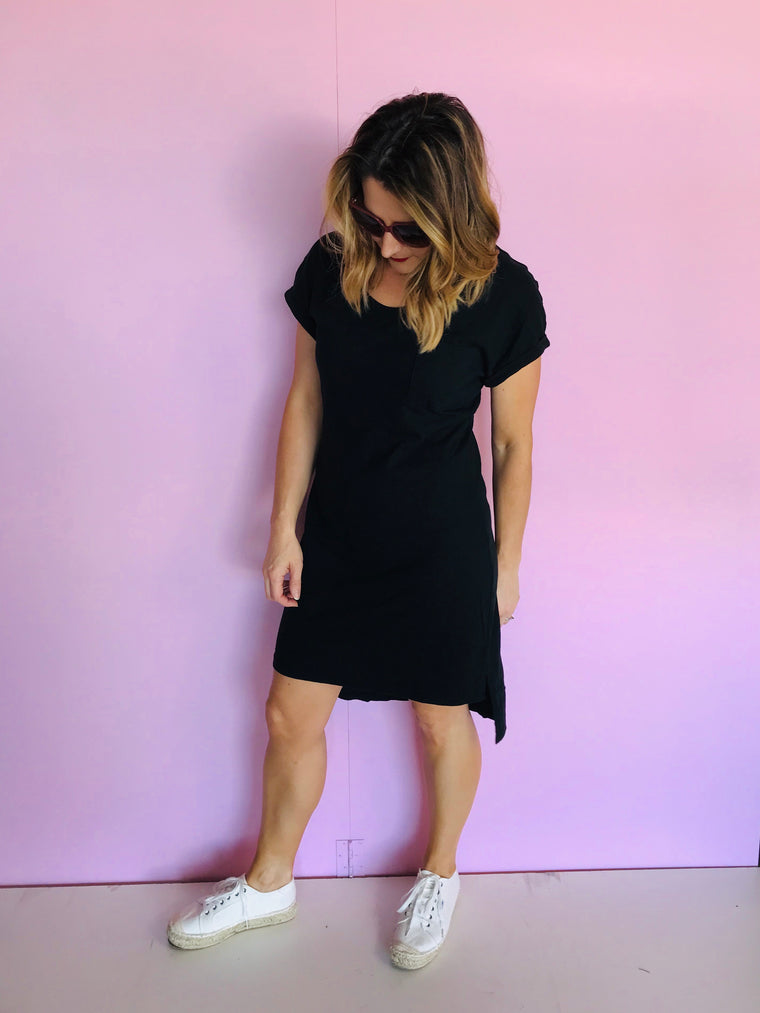 Berlin Tunic - Black