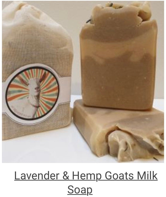 Farmlife Soap - Lavender Hemp