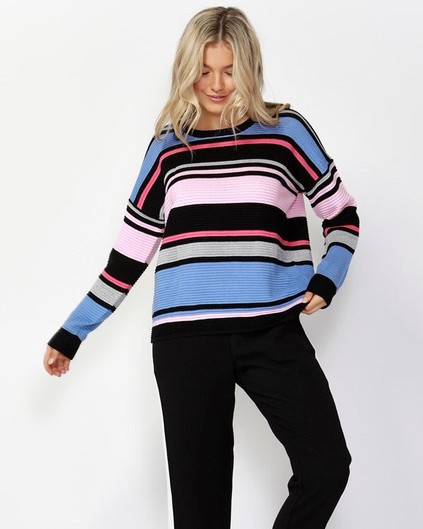 Candy Stripes Jumper