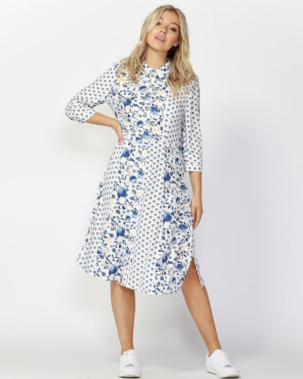 Havana Shirt Dress