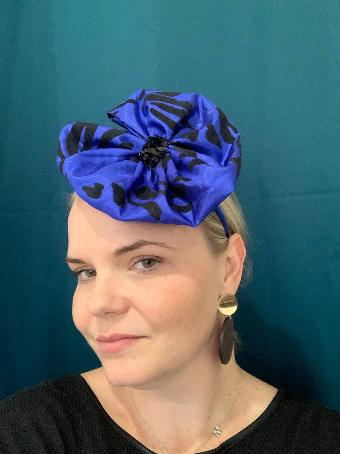 The Cattrall Fascinator