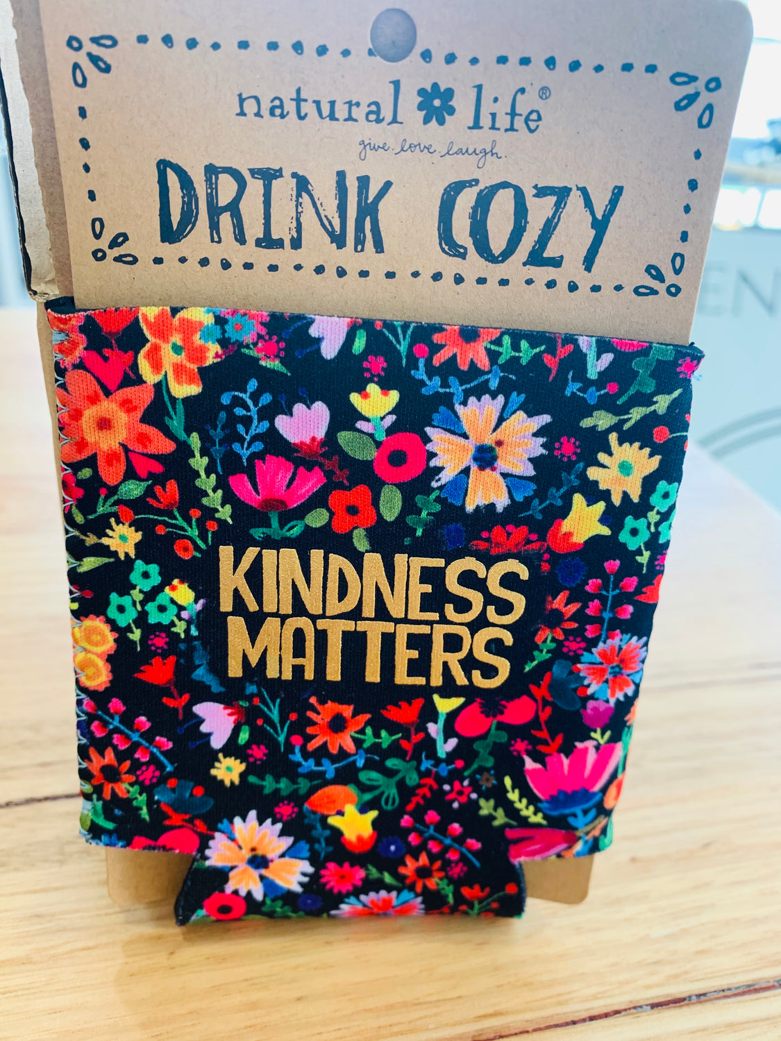 Kindness Matters Drink Cozy
