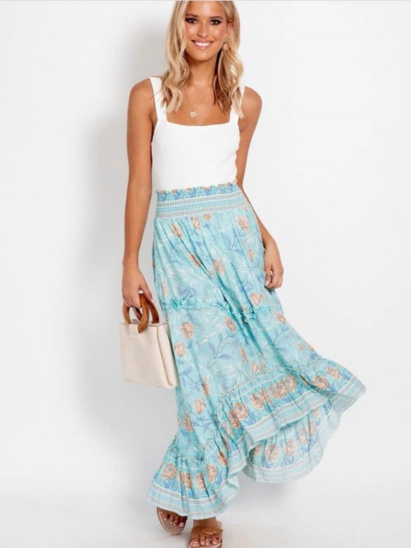Bella Blues Skirt