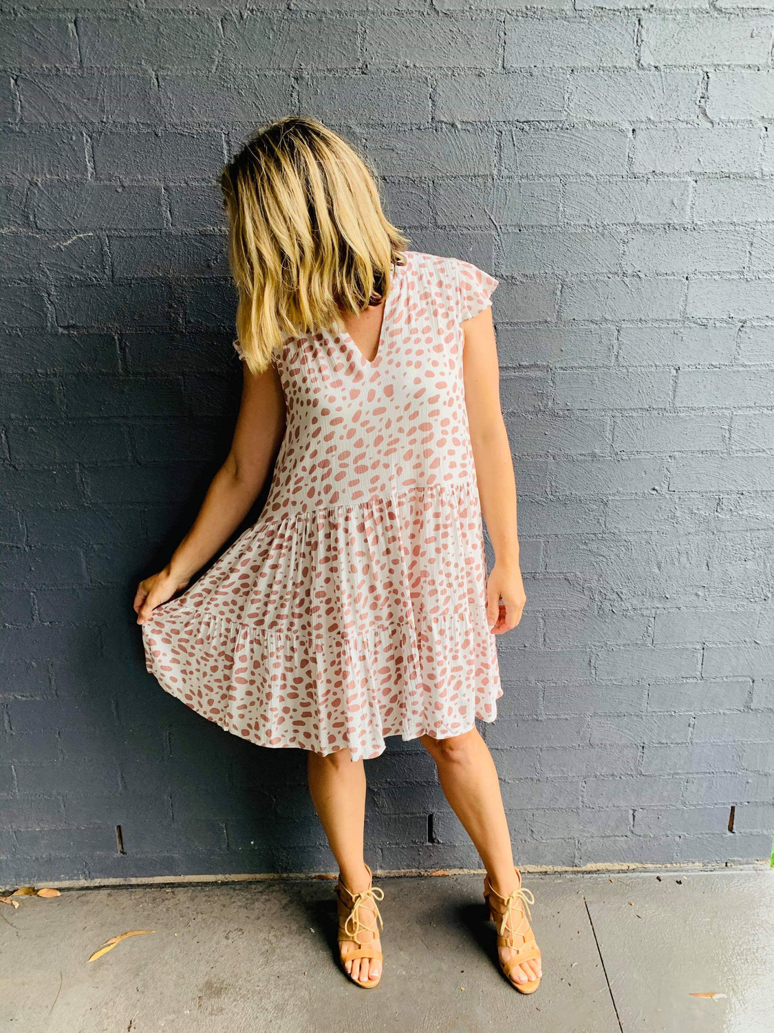 Makayla Dress