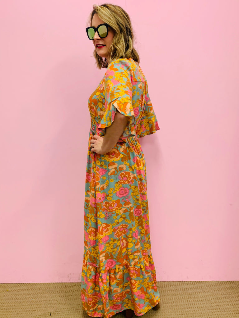 Blossom Maxi Dress
