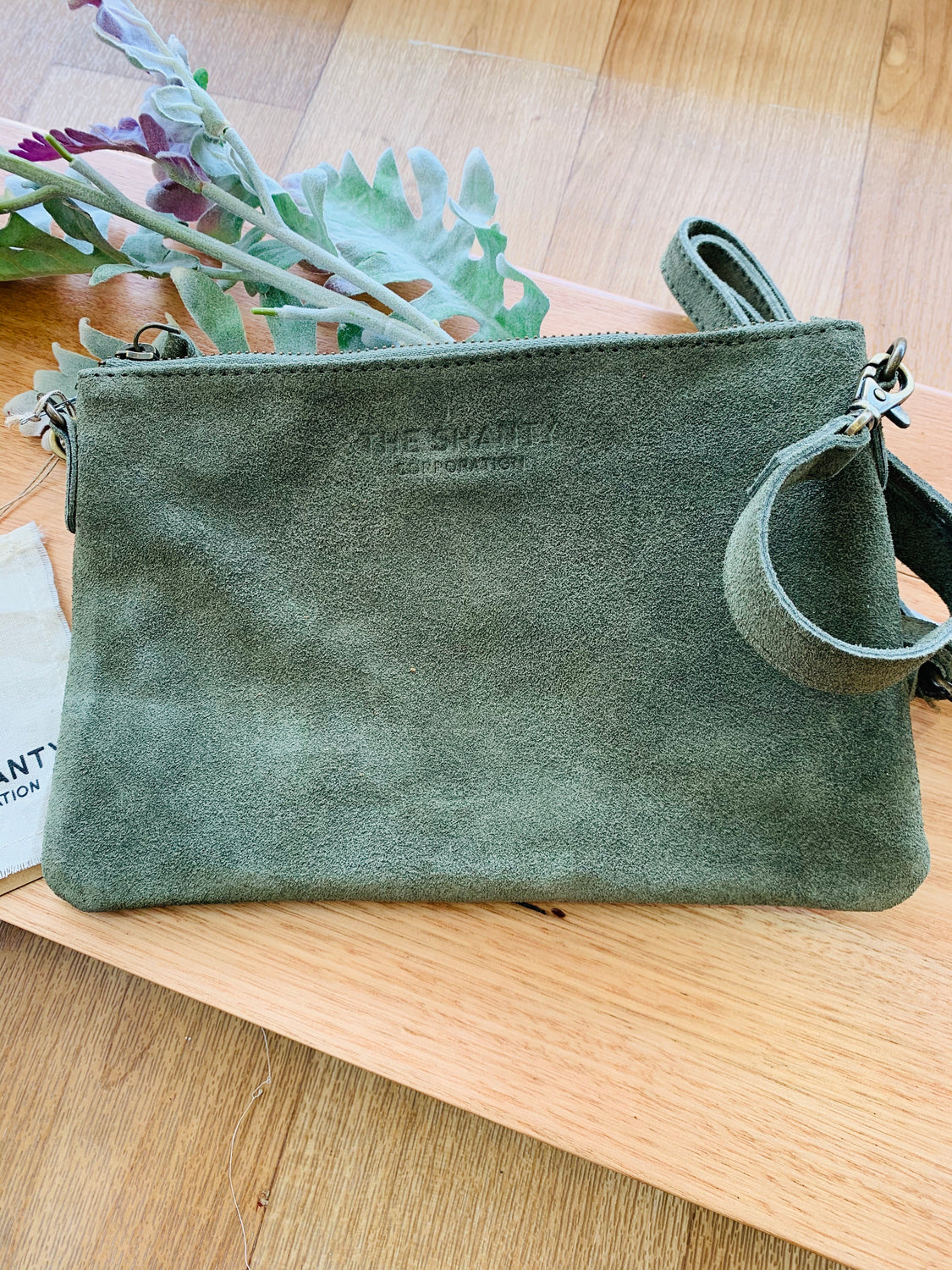 Pouch Shoulder Bag