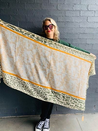 Safari Dream Scarf