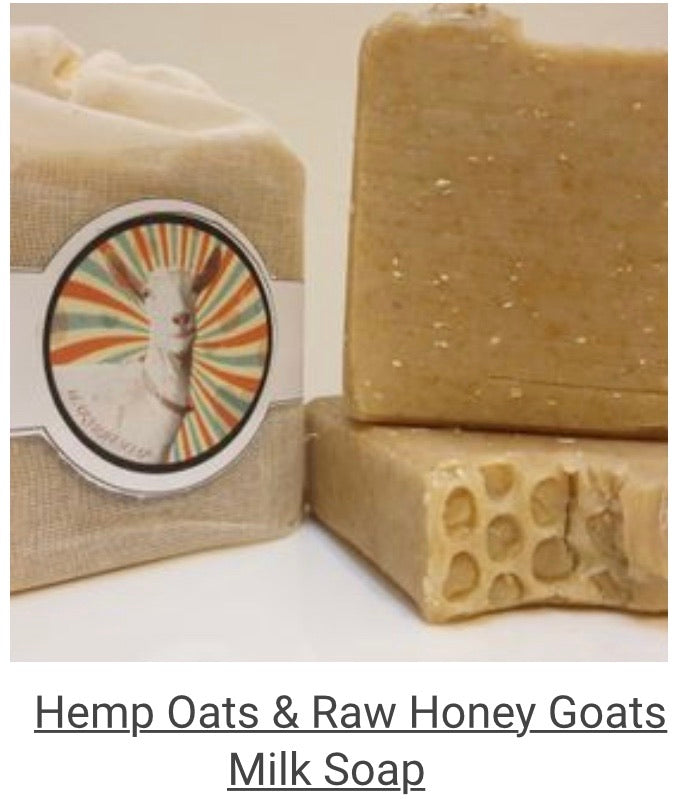 Farmlife Soap - Honey & Cinnamon