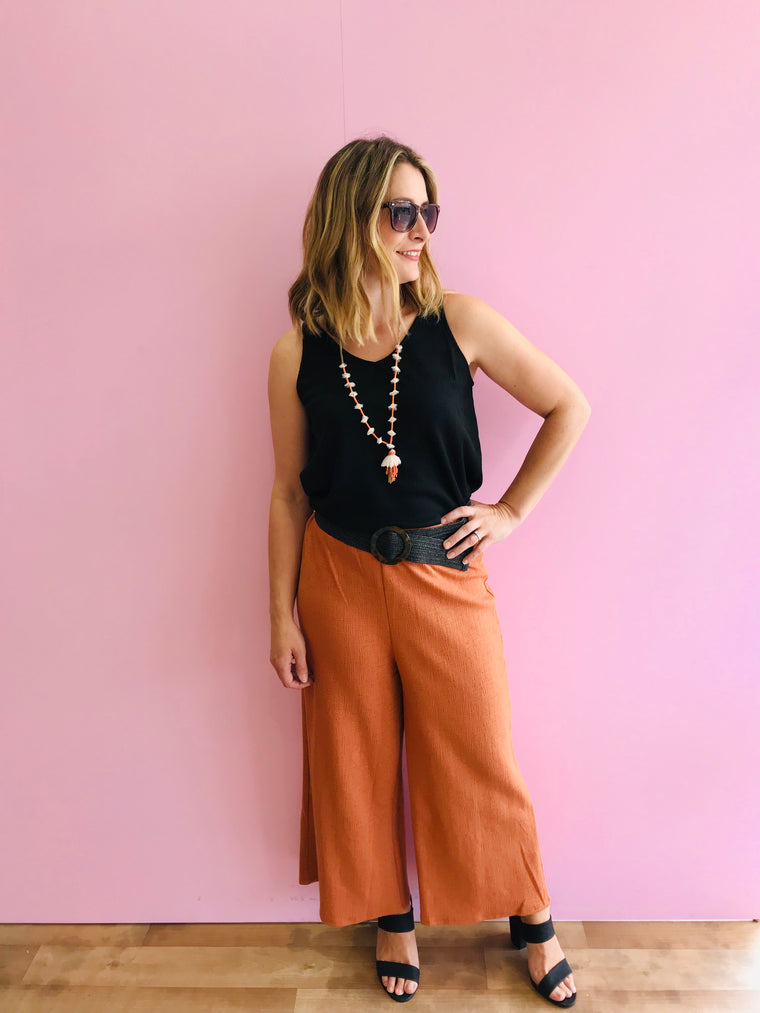 Young At Heart Culottes