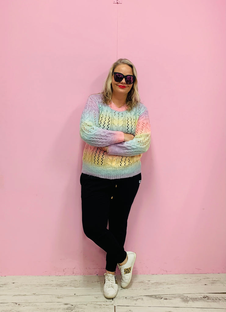 The Rainbow Knit