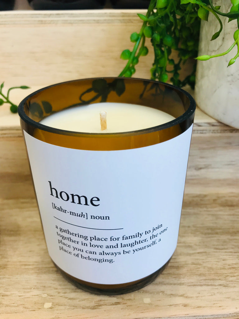 Home Candle - Hudson