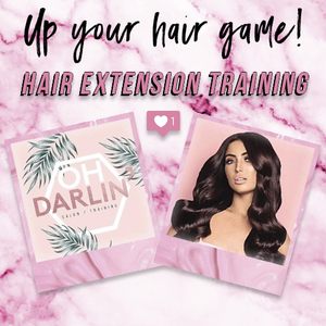 Wanna Up Your Hair Game? Train With us!