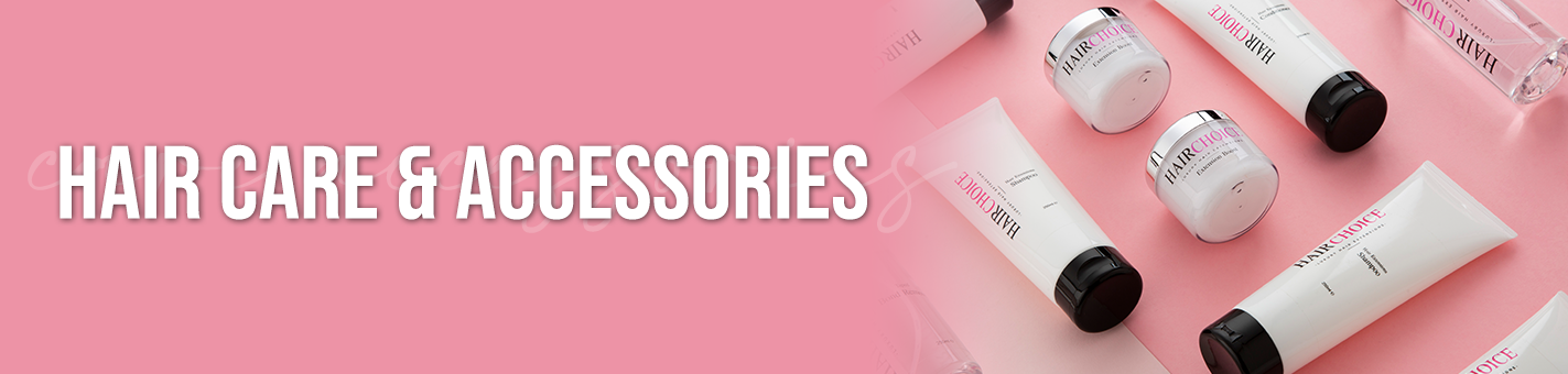 Hair Care & Accessories