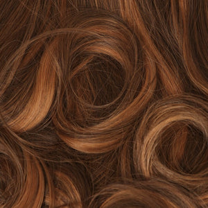 Tiramisu Hair Choice Extensions Back Stage Clip In Curly Hair Piece