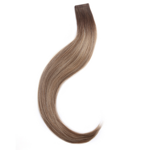 "16"" - 20"" Human Hair Tape Extensions - Rooted Boho"