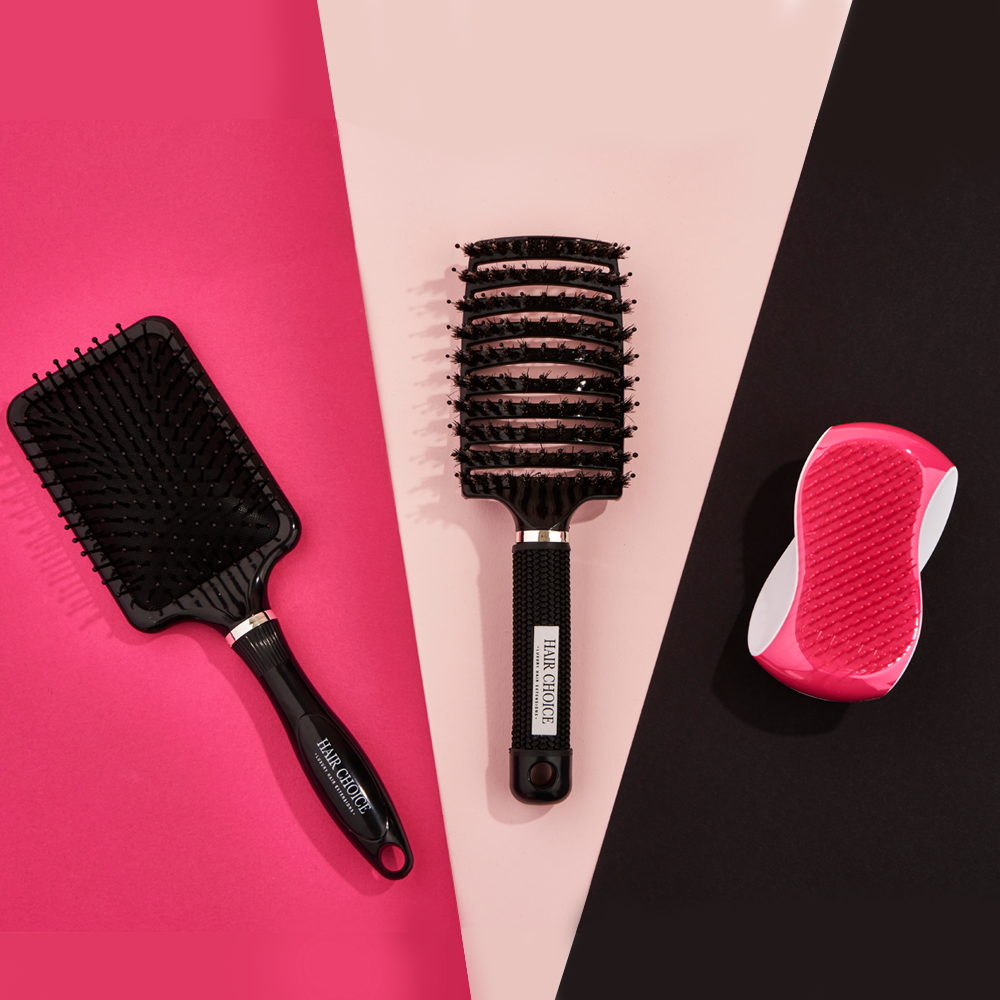 Hair's Where It's At Brush Bundle - SAVE £6