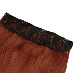 "Synthetic Clip In Hair Extensions 16-20"" – Flame"