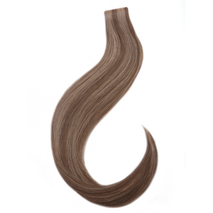 "16"" - 20"" Human Hair Tape Extensions - Honey Glaze"