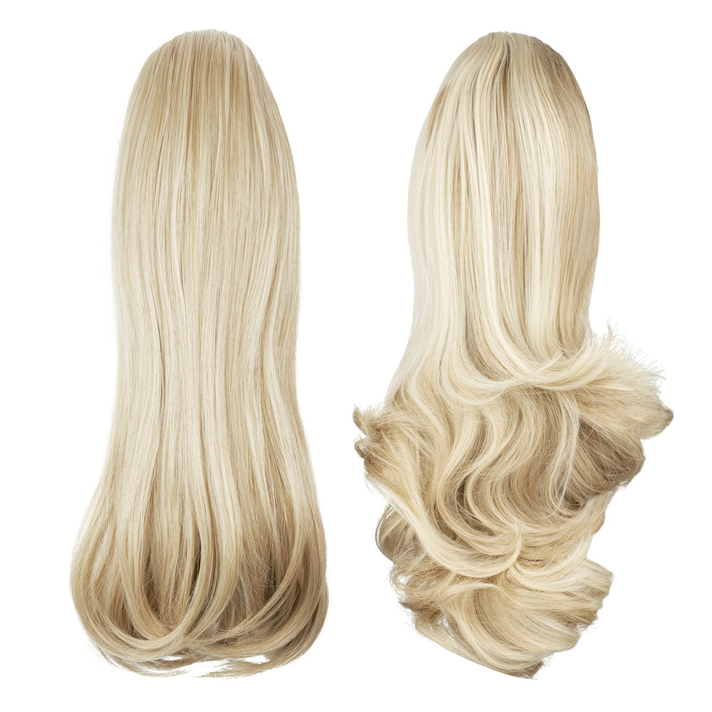 "Pony Piece Clip In Hair Piece 16"" - 20""- Hollywood"
