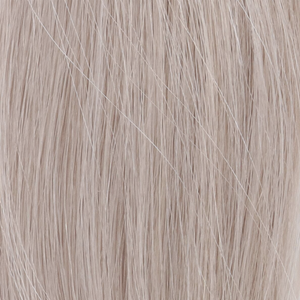 "16"" - 20"" Human Hair Tape Extensions - Silver"