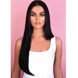 "16"" - 20"" Human Hair Tape Extensions - Dark Chocolate"