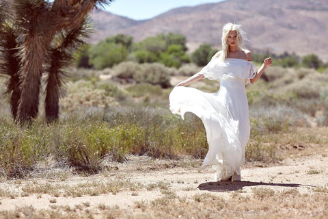 44 Boho Wedding Dresses for Our Free Spirit Brides
