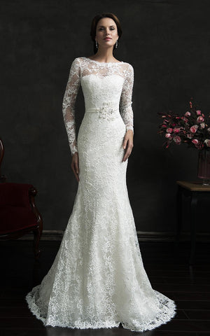 {DorrisDress}{Wedding Dress}-{713568}-front