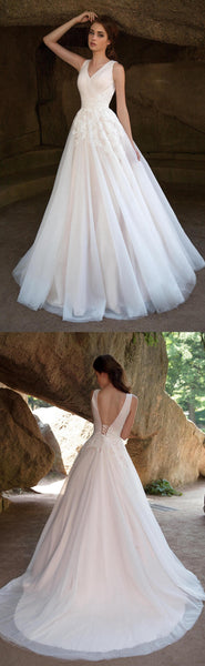 {DorrisDress}{Wedding Dress}-{714635}-front and back