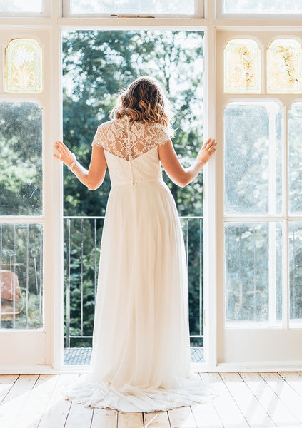 {DorrisDress}{Wedding Dress}-{714720}-back