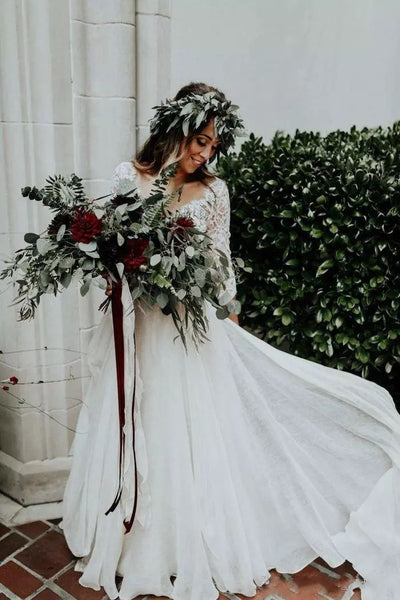 {DorrisDress}{Wedding Dress}-{715569}-side