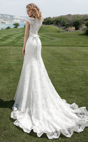 {DorrisDress}{Wedding Dress}-{714646}-back