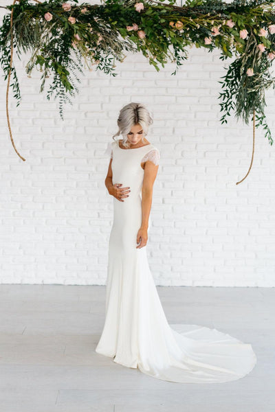 {DorrisDress}{Wedding Dress}-{ET_711550}-front