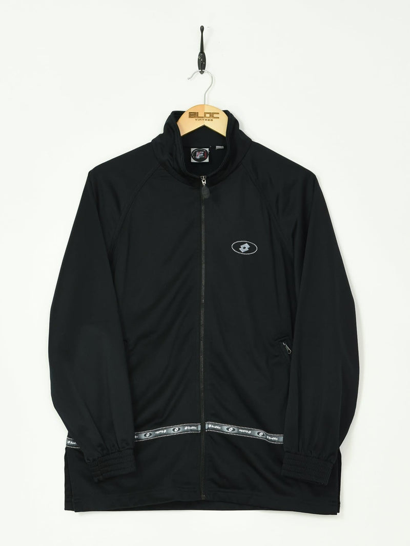 Lotto Full Tracksuit Black Small - BLOC Vintage Clothing