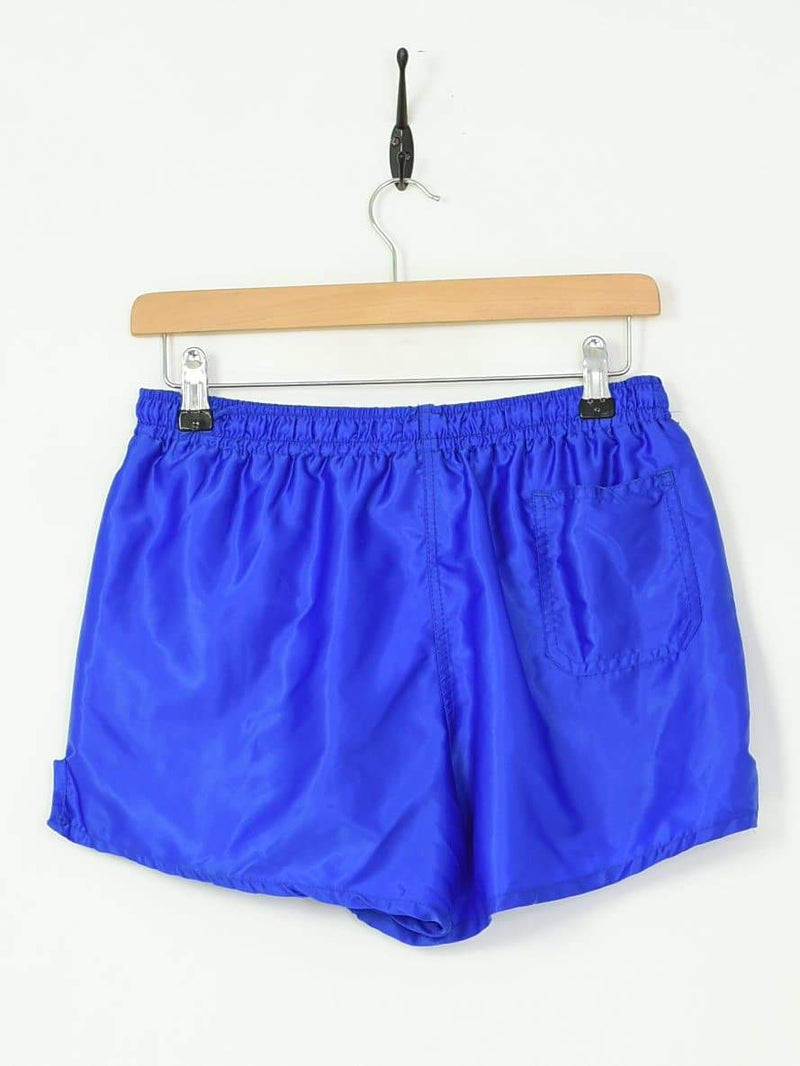 VHL Sports Sprinter Shorts Blue Small - BLOC Vintage Clothing