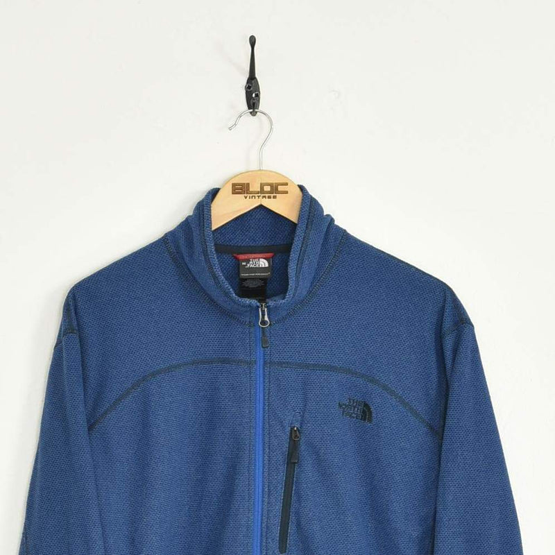 The North Face Fleece Blue XLarge - BLOC Vintage Clothing