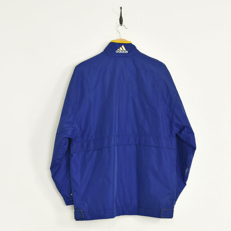 Adidas Jacket Blue XLarge - BLOC Vintage Clothing