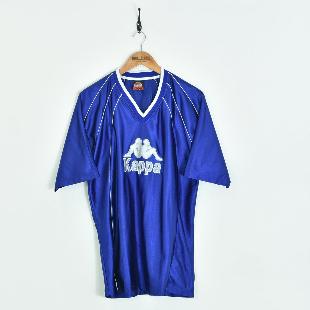Kappa T-Shirt Blue Large