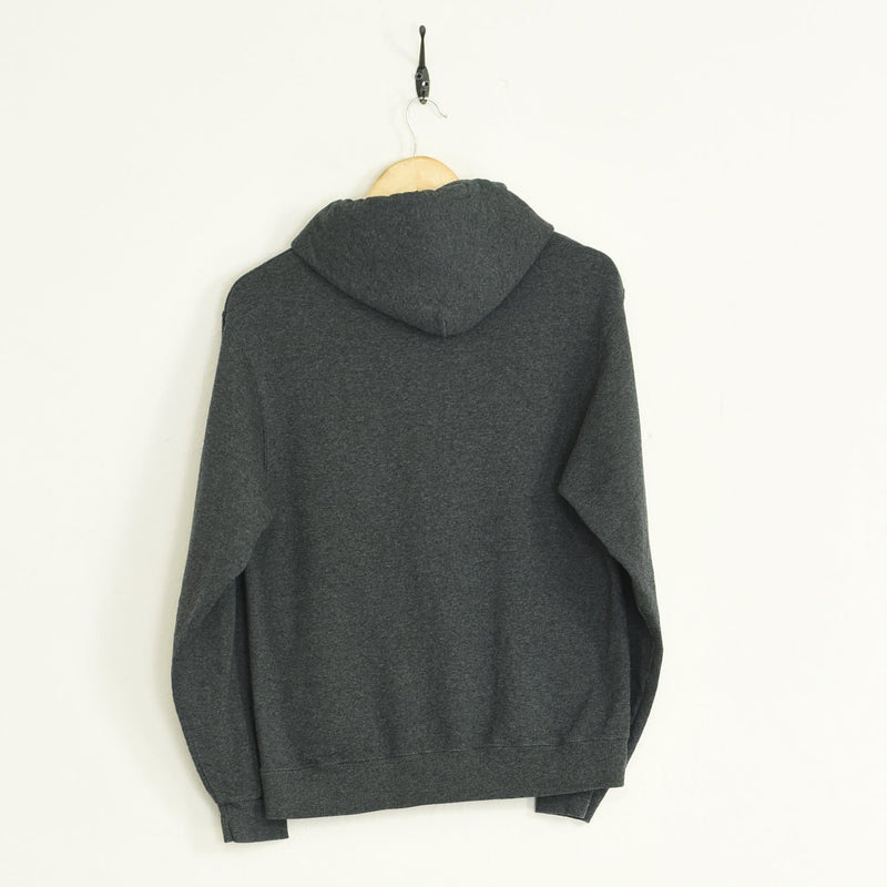 Harris Colts Hooded Sweatshirt Grey XSmall - BLOC Vintage Clothing