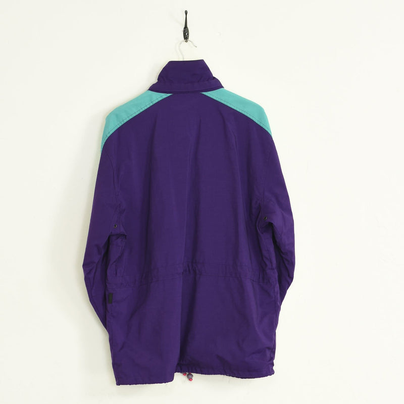 Ski Coat Purple XLarge - BLOC Vintage Clothing