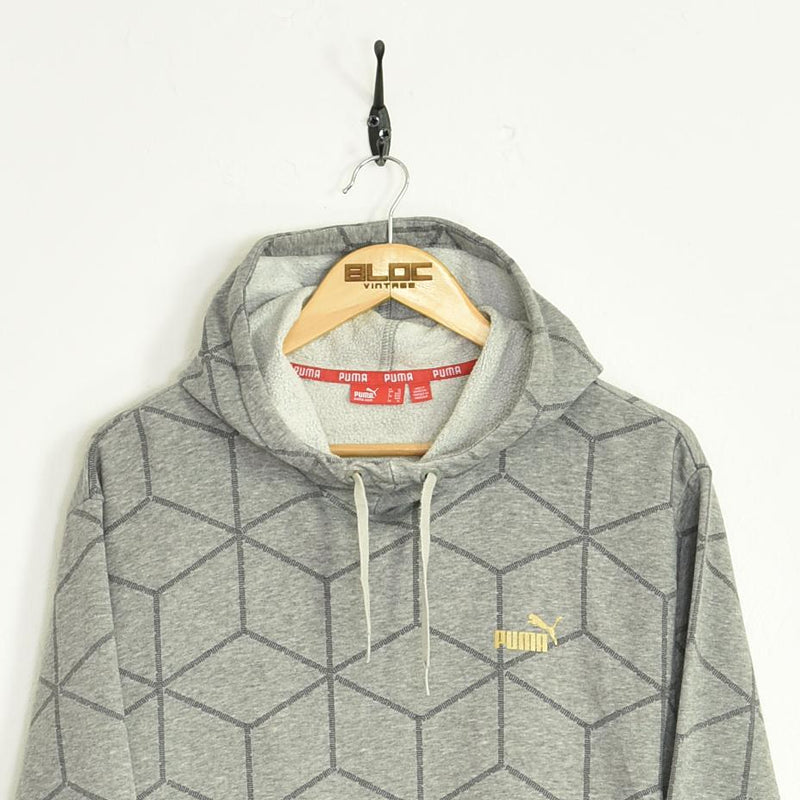 Puma Hooded Sweatshirt Puma XLarge - BLOC Vintage Clothing