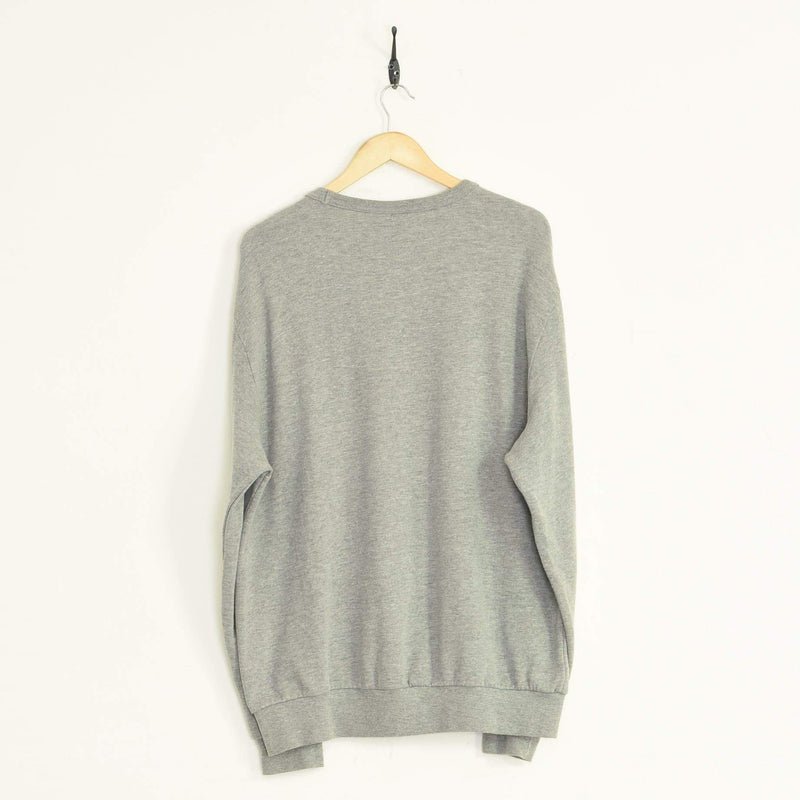 Puma Sweatshirt Grey XXLarge - BLOC Vintage Clothing