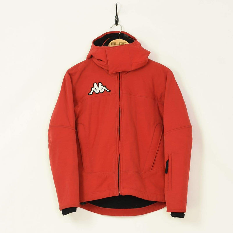 Kappa Coat Red XXSmall - BLOC Vintage Clothing